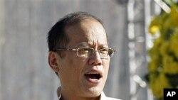 베니그노 아퀴노 필리핀 대통령 (자료사진)