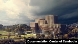 The Sleuk Rith Institute will be a major genocidal research center, museum and library based in Cambodia.