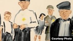 Кадр из фильма «Номер на руке прадедушки»