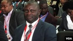 Alberto Ngalanela lamenta paralisação do processo