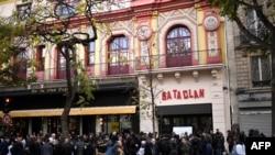 Terror hücumu həyata keçirilən Bataklan konsert salonu