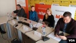 Učesnici konferencije Medijametra