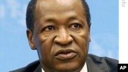 Le président Blaise Compaoré, en visite cette semaine aux Etats-Unis, notamment pour assister à la 68ème session de l'Assemblée générale de l'ONU