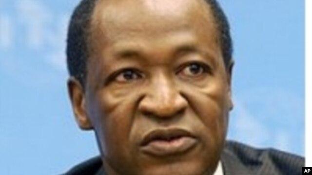 Blaise Compaore - Burkina Faso President (AP)