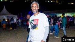 Sidney Mavie, diretor-geral e executivo da GM Record, Moçambique