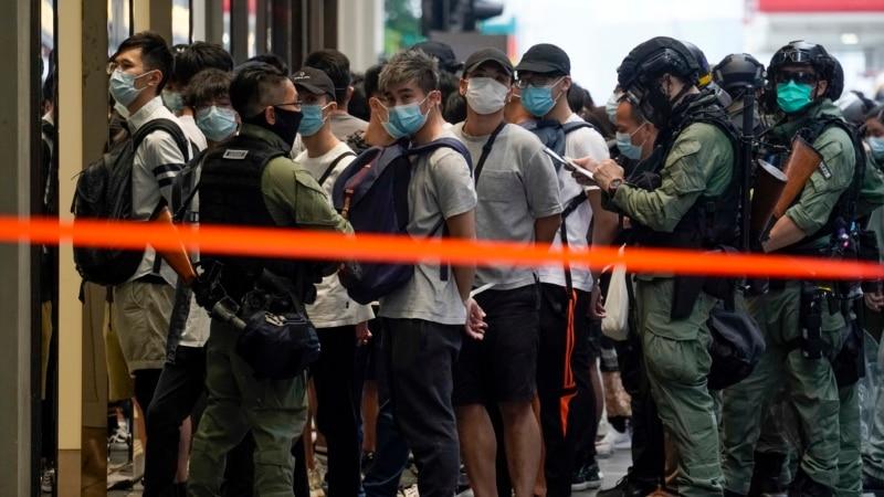 واشنتن داوا لە چین دەکات 12 چالاکەوانی هۆنگ کۆنگ ئازاد بکات
