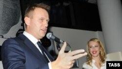 Алексей Навальный (снимок 2011 года)