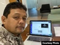 Rimawan Pradiptyo, Dosen Fakultas Ekonomi dan Bisnis UGM. (Foto courtesy: Rimawan)