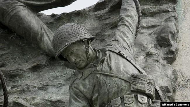 National D-Day Memorial, Bedford, Virginia