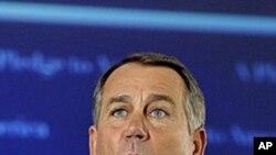 共和黨領袖博納預計將擔任下屆國會眾議院議長