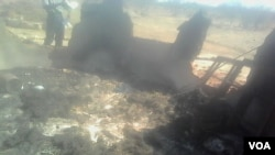 Report on MDC-T Torched Homestead Filed By Gandri Maramba