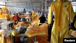 Ebolaga qarshi global kurash