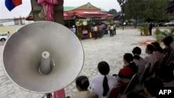 Dân Kampuchea biểu tình yêu cầu được bồi thường đất đai thỏa đáng