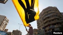 穆斯林兄弟会在开罗举行抗议