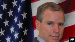 US Ambassador to Syria Robert Ford