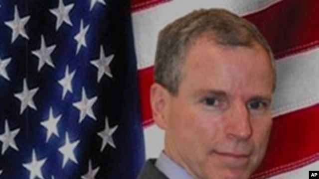 US Ambassador to Syria Robert Ford