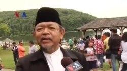 Imam Besar Istiqlal Jadi Penasehat Syariah Sertifikasi Halal di AS