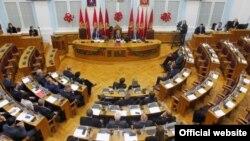 Konstitutivna sjednica Skupštine Crne Gore (rtcg.me)