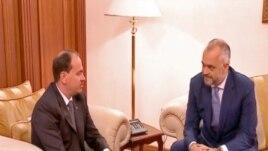 Presidenti Nishani për guvernatorin e ri dhe bisedimet me parlamentin