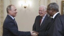 """""""Oqsoqollar"""" Putin bilan Ukraina, qurollar masalasini muhokama qildi/Shohruh Hamro"""