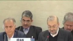 اعتراض به ادامه بازداشت خانگی موسوی- کروبی