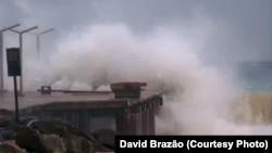 Furacão Fred: efeito na ilha do Sal, Cabo Verde