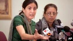 Rosa María Payá, hija del fallecido disidente Oswaldo Payá, no está de acuerdo con el acercamiento de Estados Unidos con Cuba.