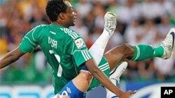 Nigeria 1, Ingila 0