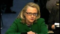 Клінтон пояснювала кризу у Бенгазі 2 години