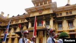 Trụ sở Bộ Ngoại giao Việt Nam ở Hà Nội.