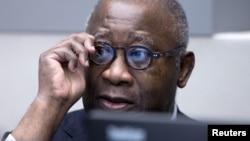 Lauret Gbagbo tsohon shugaban kasar Ivory Coast