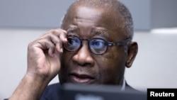 Rais wa zamani wa Ivory Coast Laurent Gbagbo