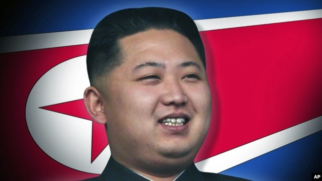 Kim Jong Un, third son of North Korean Leader Kim Jong Il, October 18, 2010. (AP)