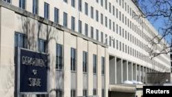 واشنگٹن میں امریکی محکمہ خارجہ کی عمارت۔ فائل فوٹو