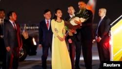 El gobierno de Hanoi aspira a una mayor presencia económica de la primera potencia mundial, para contrarrestar su excesiva dependencia con China.