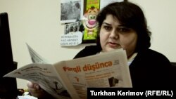 Stop Harassment of Journalist In Azerbaijan