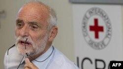 Uluslararası Kızıl Haç Örgütü başkanı Jakob Kellenberger