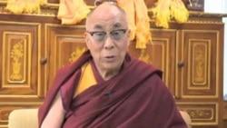 达赖喇嘛美国之音70周年贺词