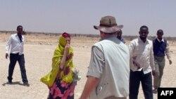 گروگان انگليسی در سومالی آزاد شد