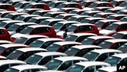 美國駕車人士2月份購買了更多汽車