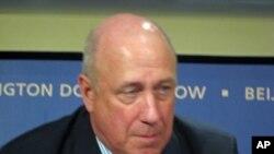 卡内基国际和平基金会副总裁包道格