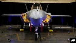 Máy bay chiến đấu F35 của Mỹ tại Căn cứ Không quân Luke, bang Arizona