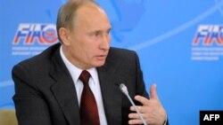 Thủ tướng Nga Vladimir Putin nói thỏa thuận mậu dịch tự do sẽ bỏ thuế quan xuất và nhập khẩu đối với một số hàng hóa