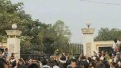 缅甸特赦大批异见人士