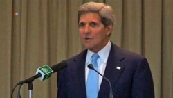 Керри завершил визит в Пакистан