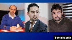 Rojnamevan Kakşar Oremar, Sebah Atruşî û Mihemed Salih Bedirxan