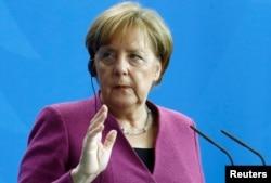 Kanselir Jerman, Angela Merkel (Foto: dok).