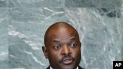 President w'Uburundi Pierre Nkurunziza, yaragendeye Washington DC avuye mu ntara zitandukanye zo muri reta zunze ubumwe za amerika