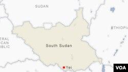 Ikarata ya Sudani yo mu bumanuko