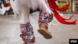 Las tradiciones mexicanas son muy populares en EE.UU. en parte gracias a los más de 10 millones de mexicanos que viven en el país.